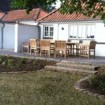 Landhausgarten am Kellersee, Planung und Ausführung Heino Gamradt