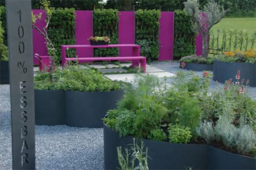 Ehrenpreis der Jury 2010- Gartenwettbewerb Gut Stockseehof, Heino Gamradt
