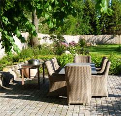 Familiengarten, Planung Heino Gamradt